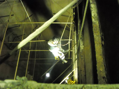 Confined Space Access
