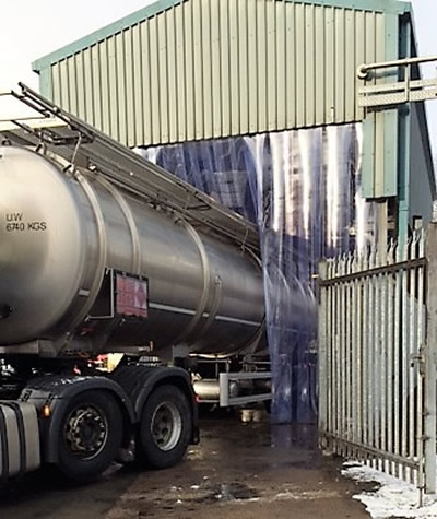 Birdproofing: Tanker Loading Bay